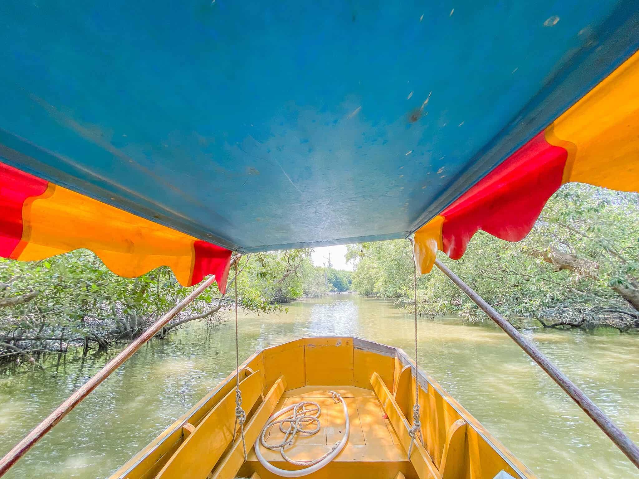 Boot Samut Songkram