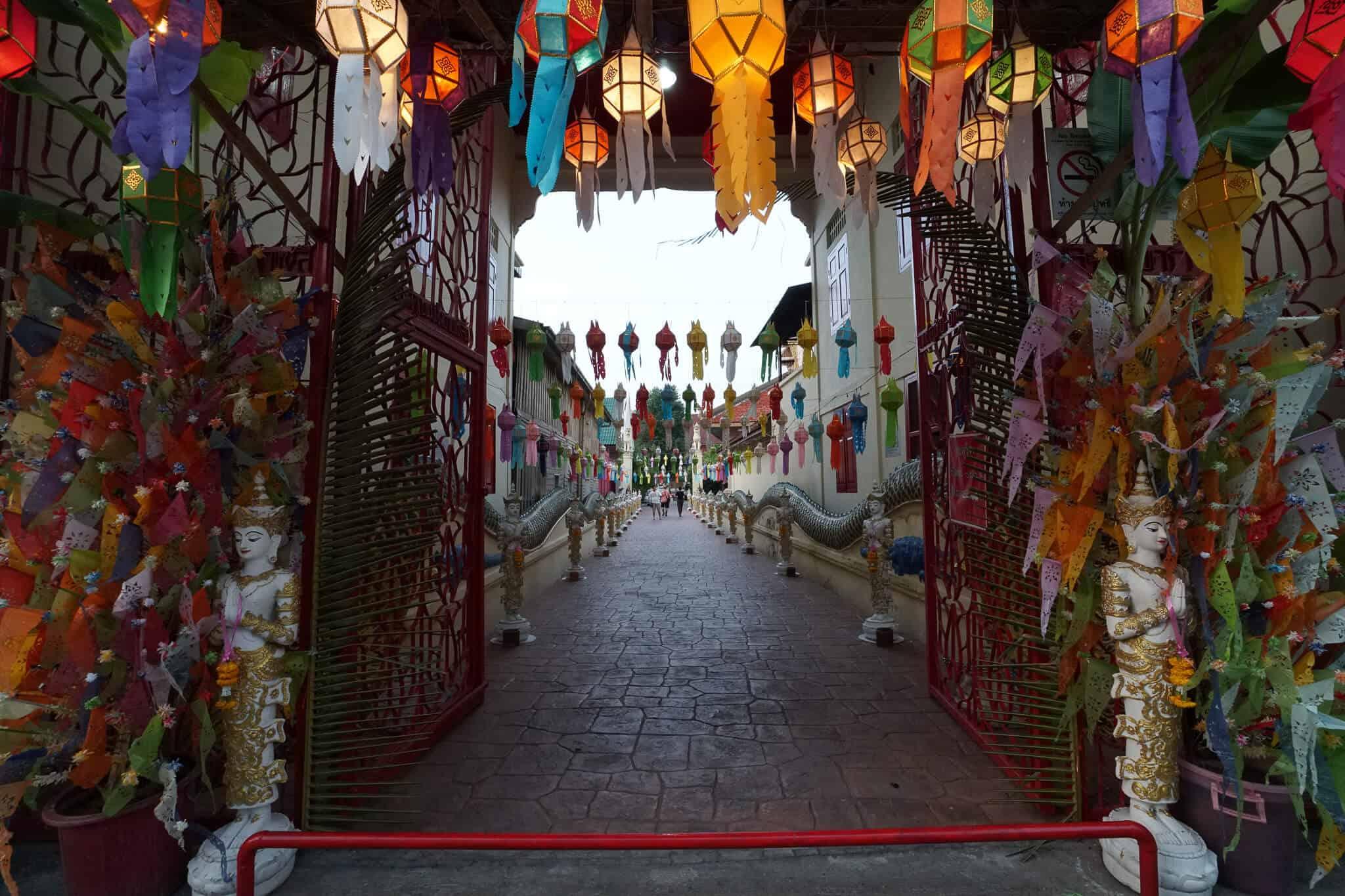 Chiang Mai Loy Krathong