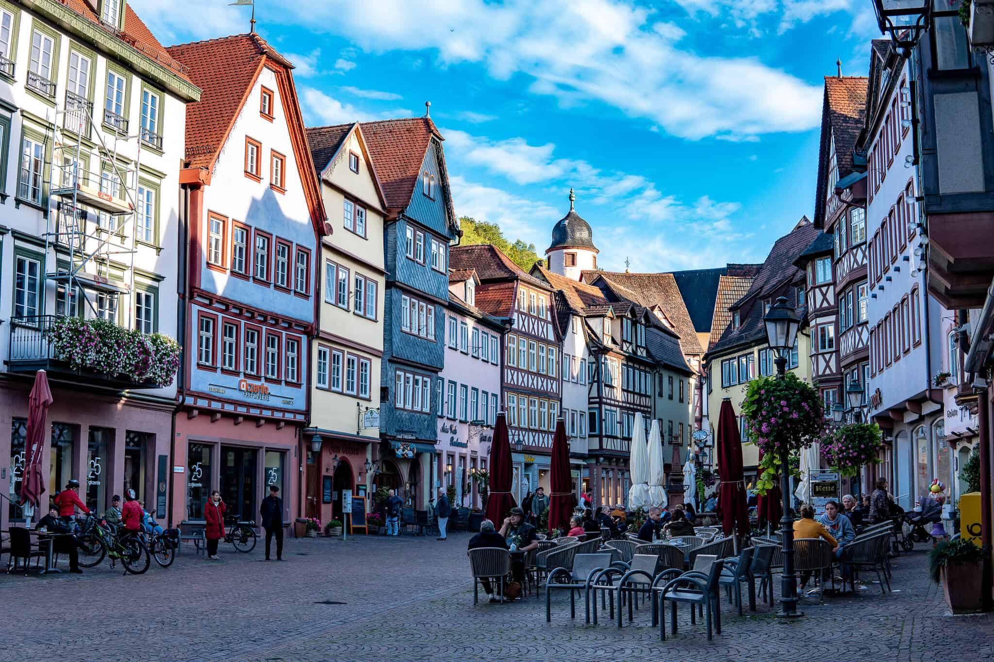 Marktplatz Wertheim