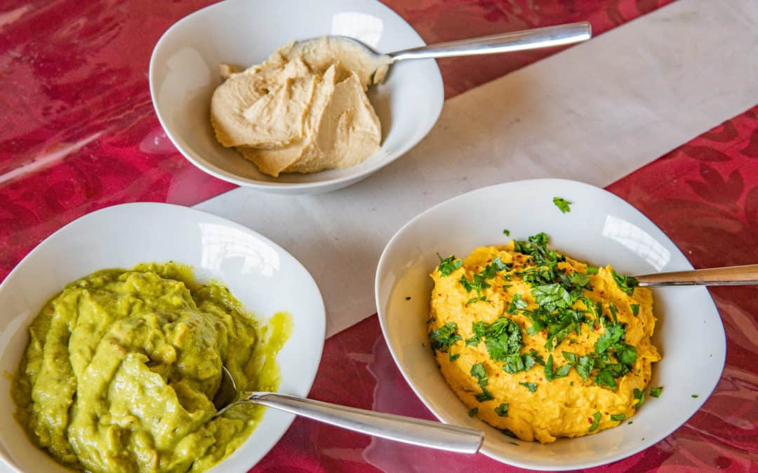 Pumpkin Hummus – For an Arabian Night at Home