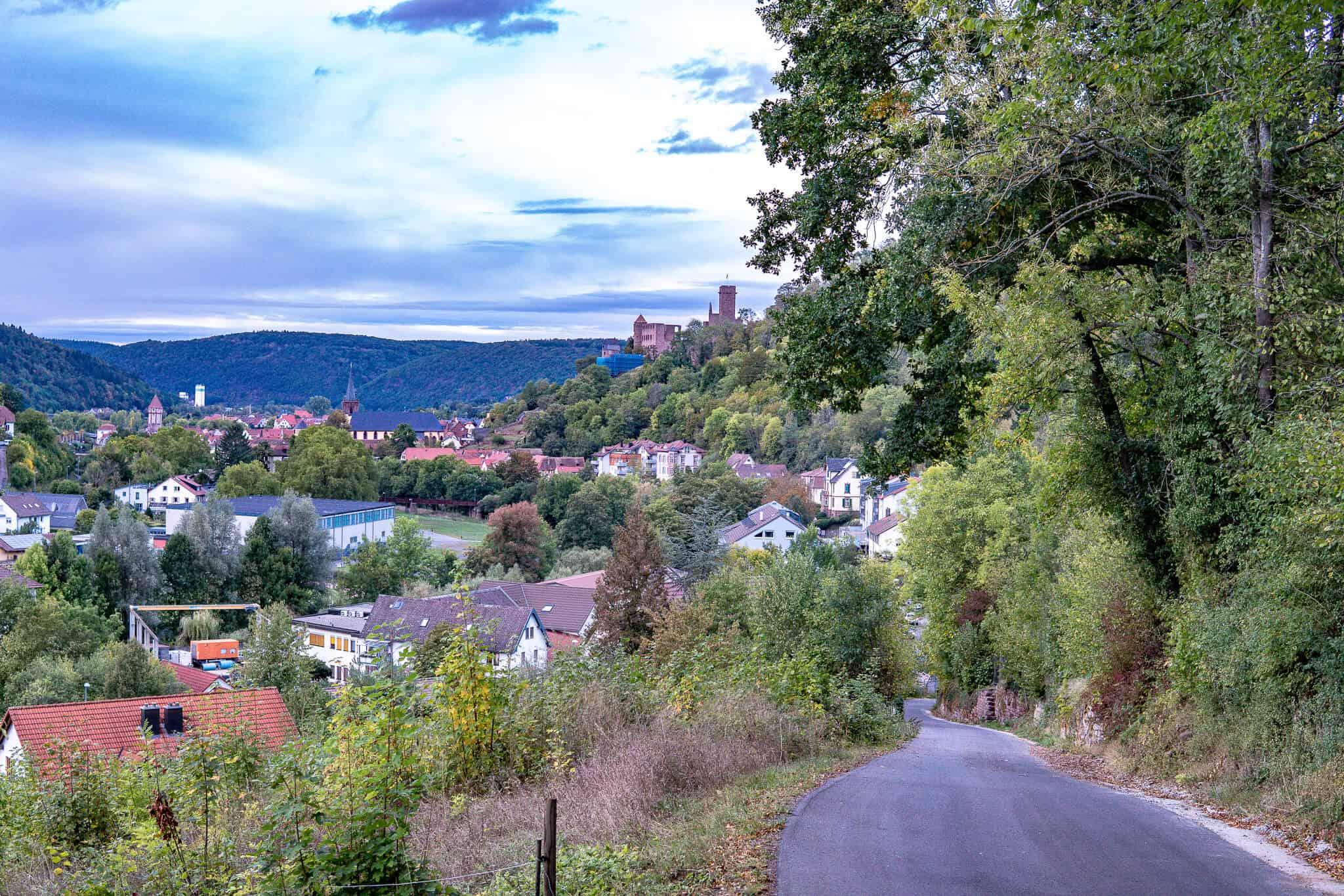 Rund um den Schlossberg