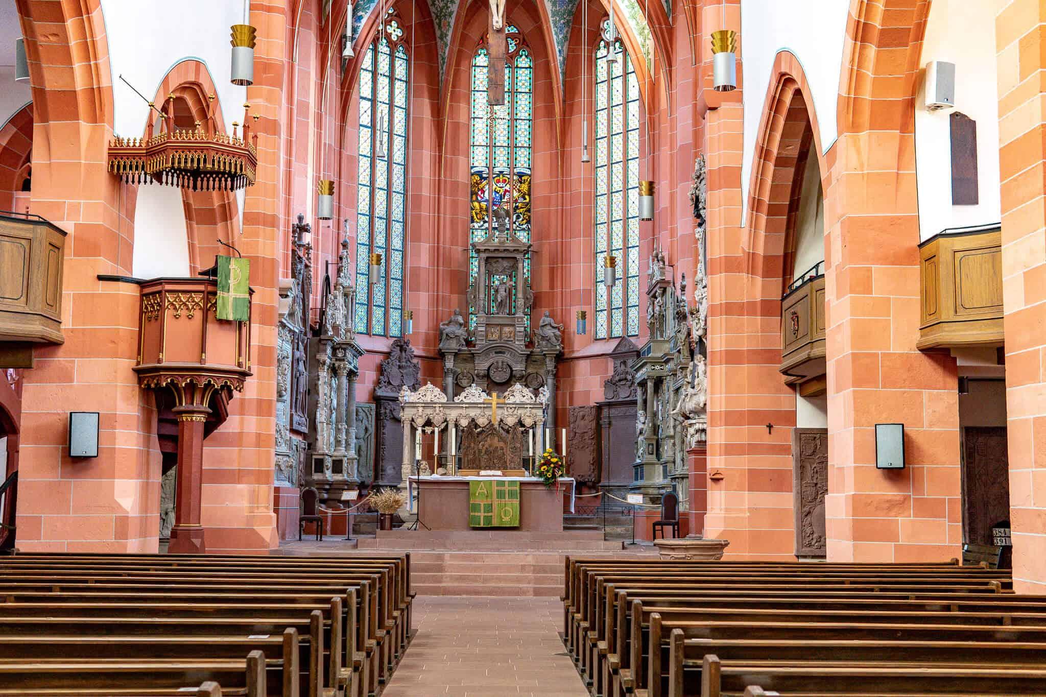 Stiftskirche Wertheim
