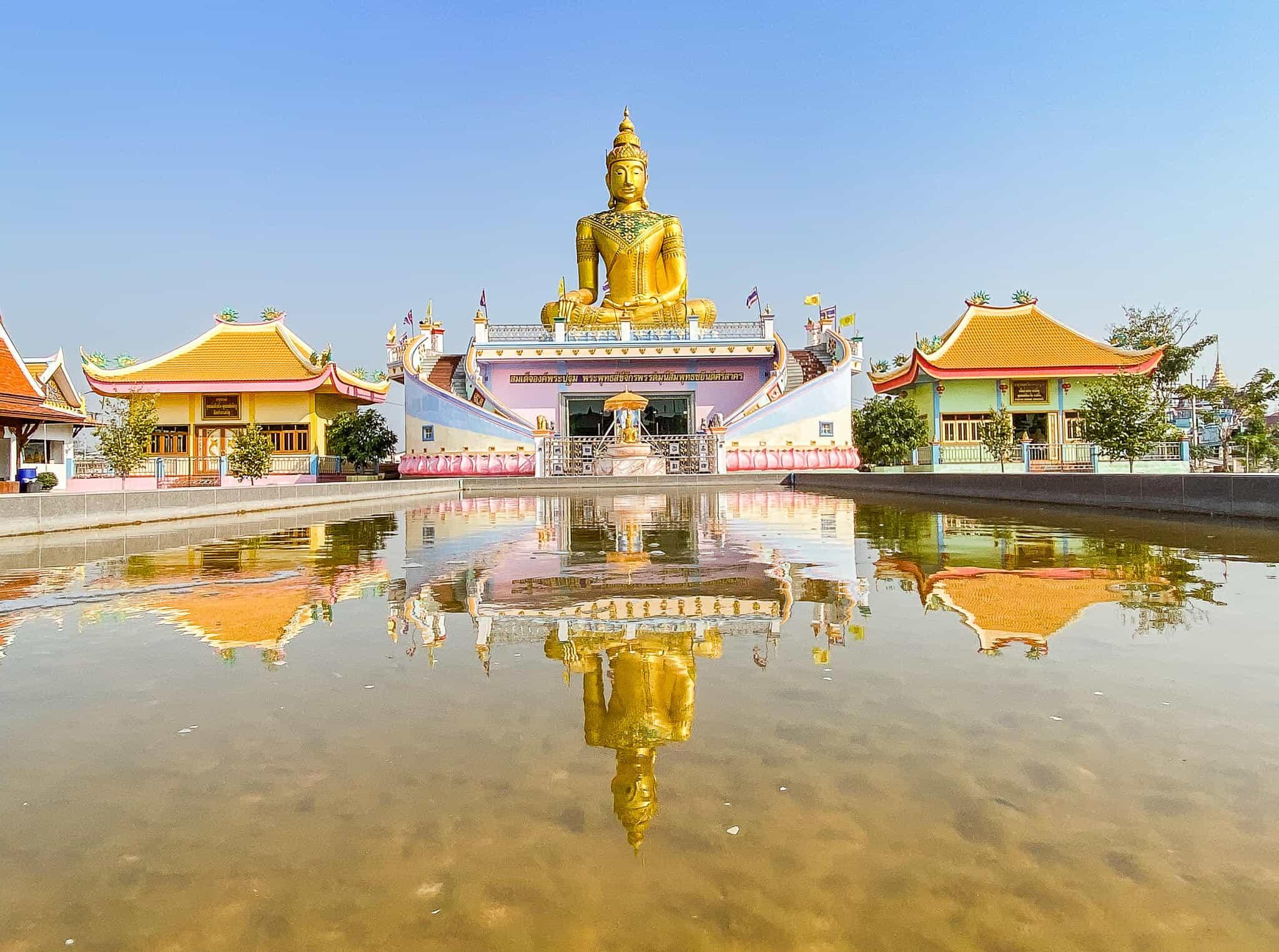 Wat Laem Suwannaram