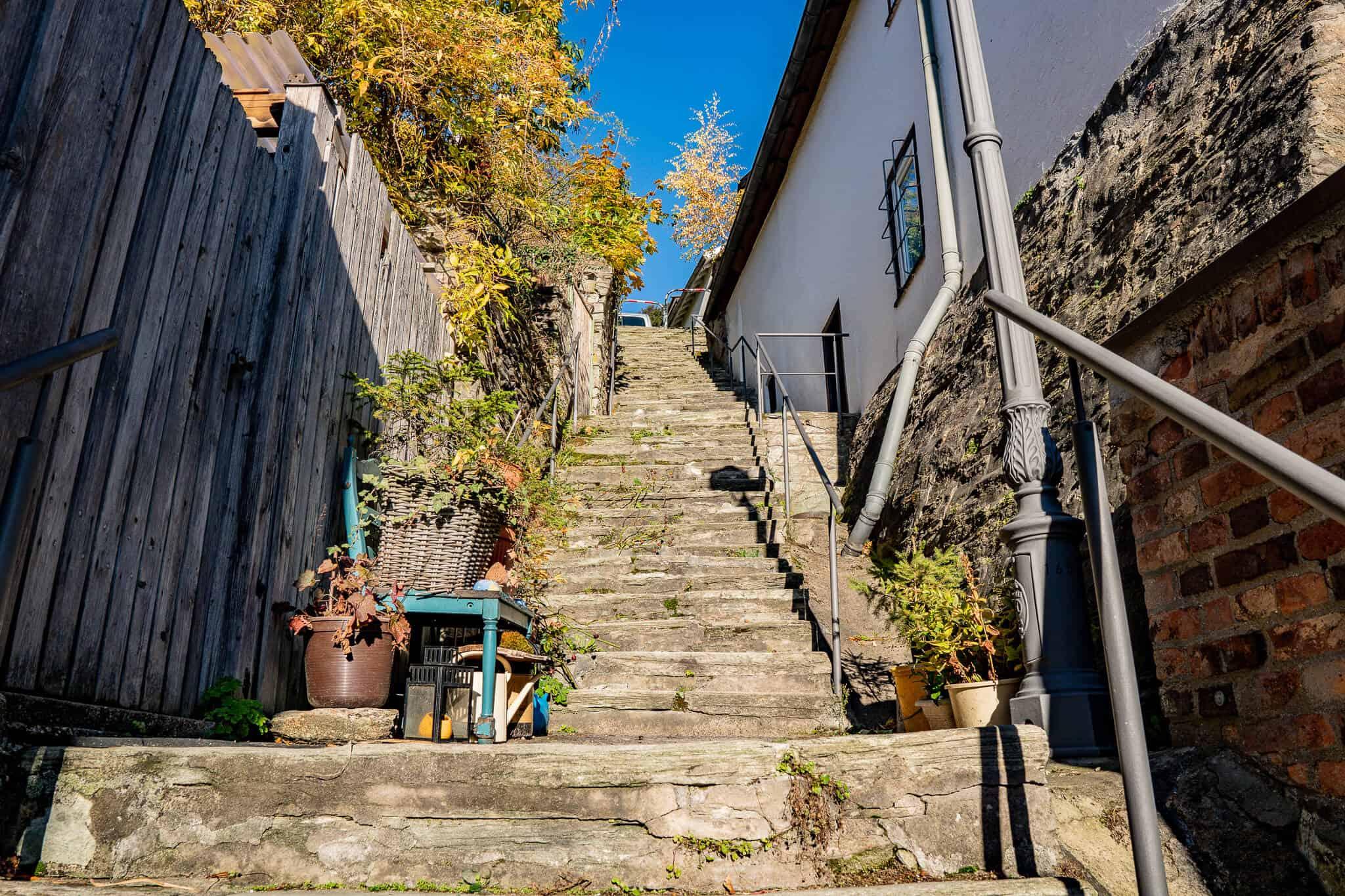 Treppe in Kronberg