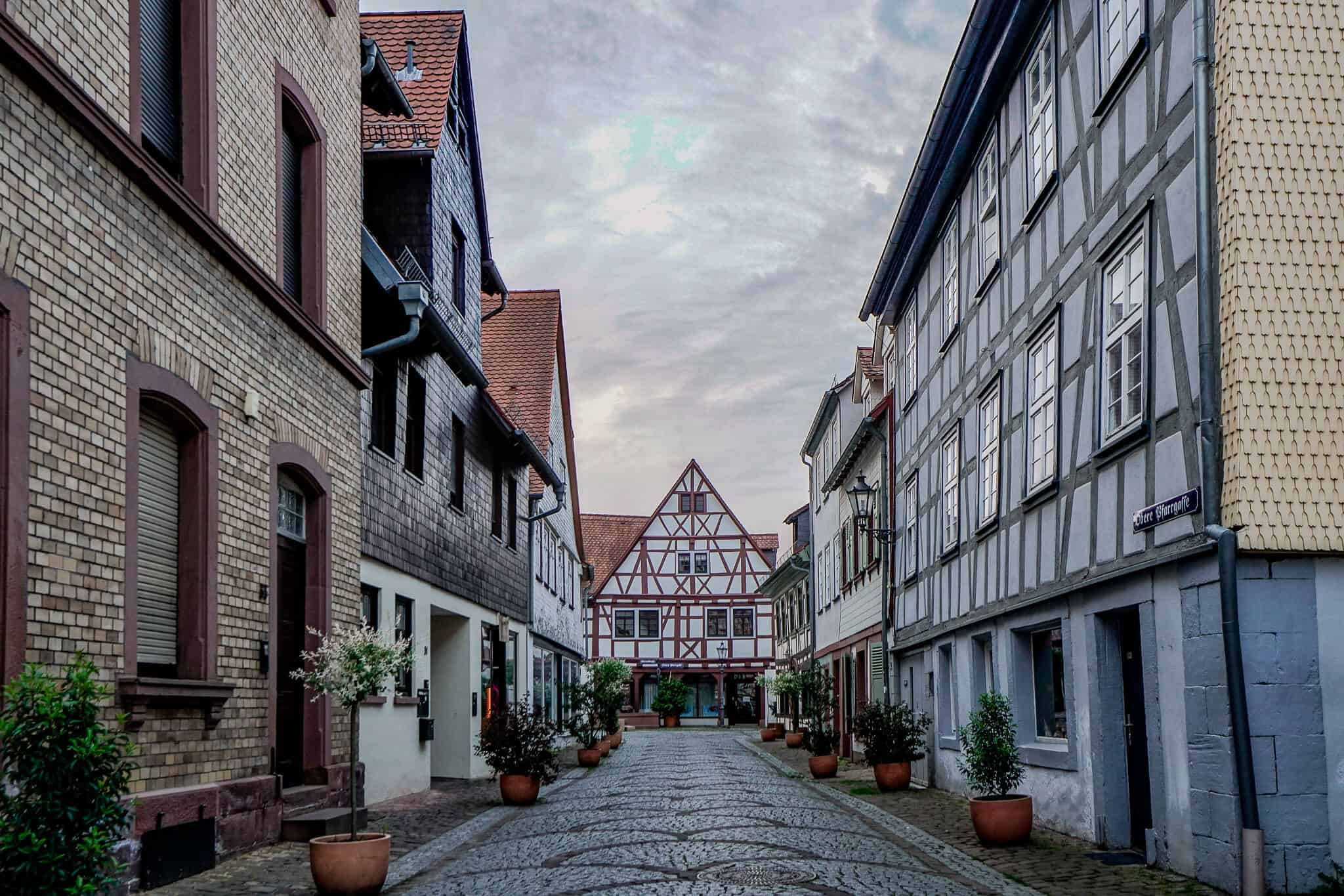 Altstadt Michelstadt