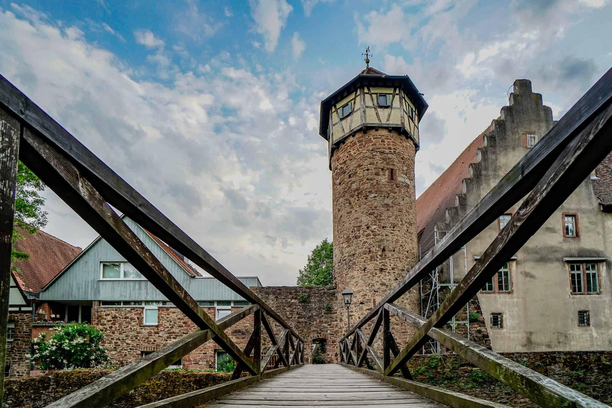 Diebsturm Michelstadt
