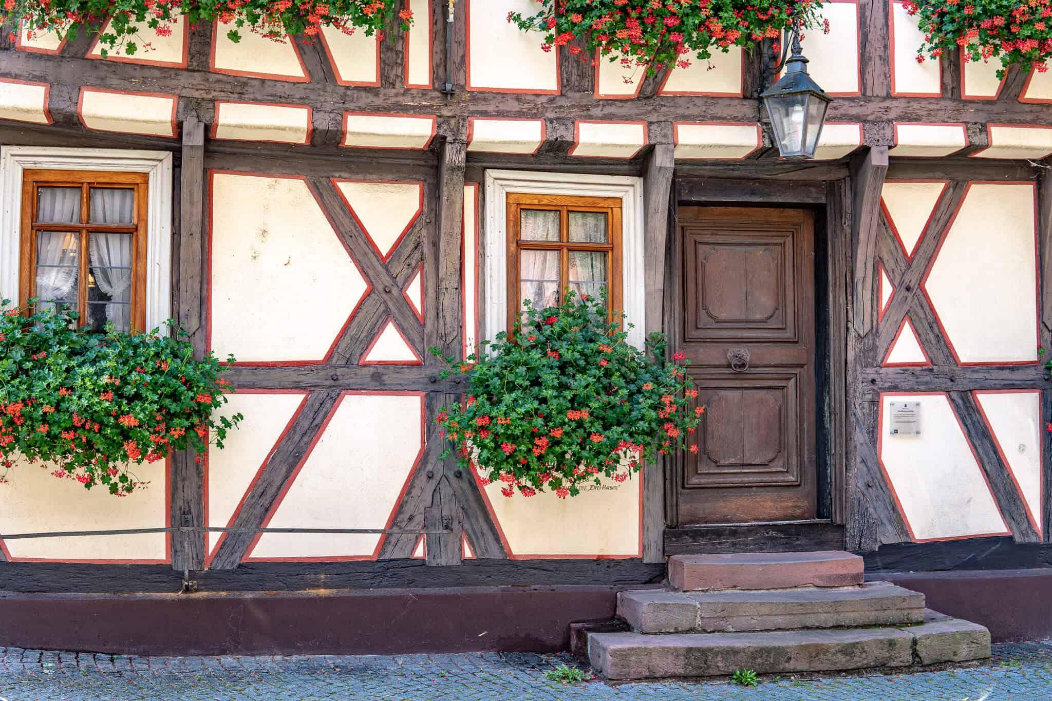 Fachwerk in Michelstadt