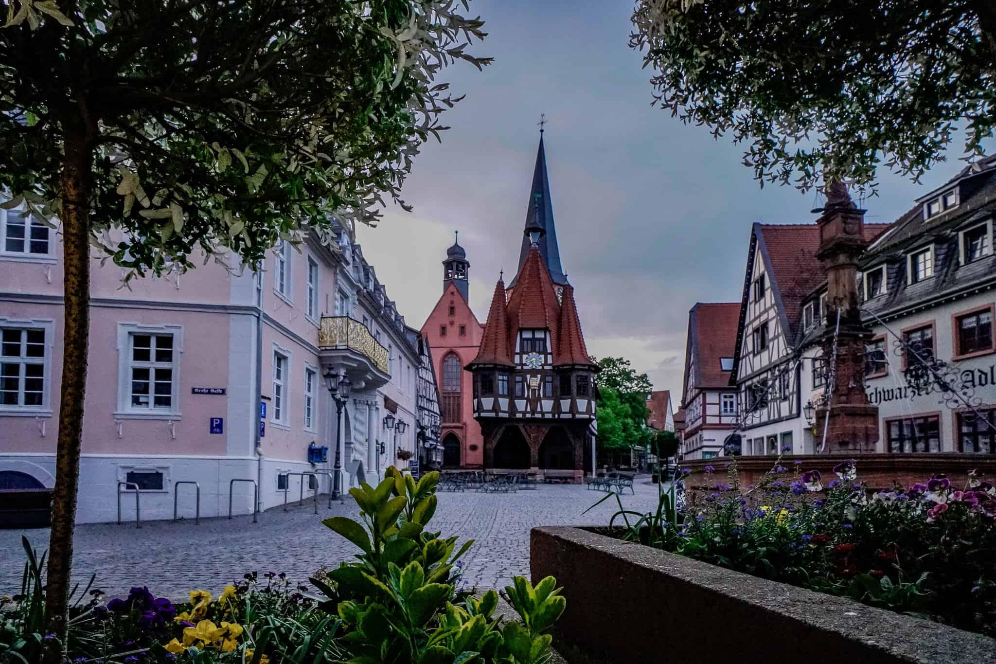 Historisches Rathaus Michelstadt