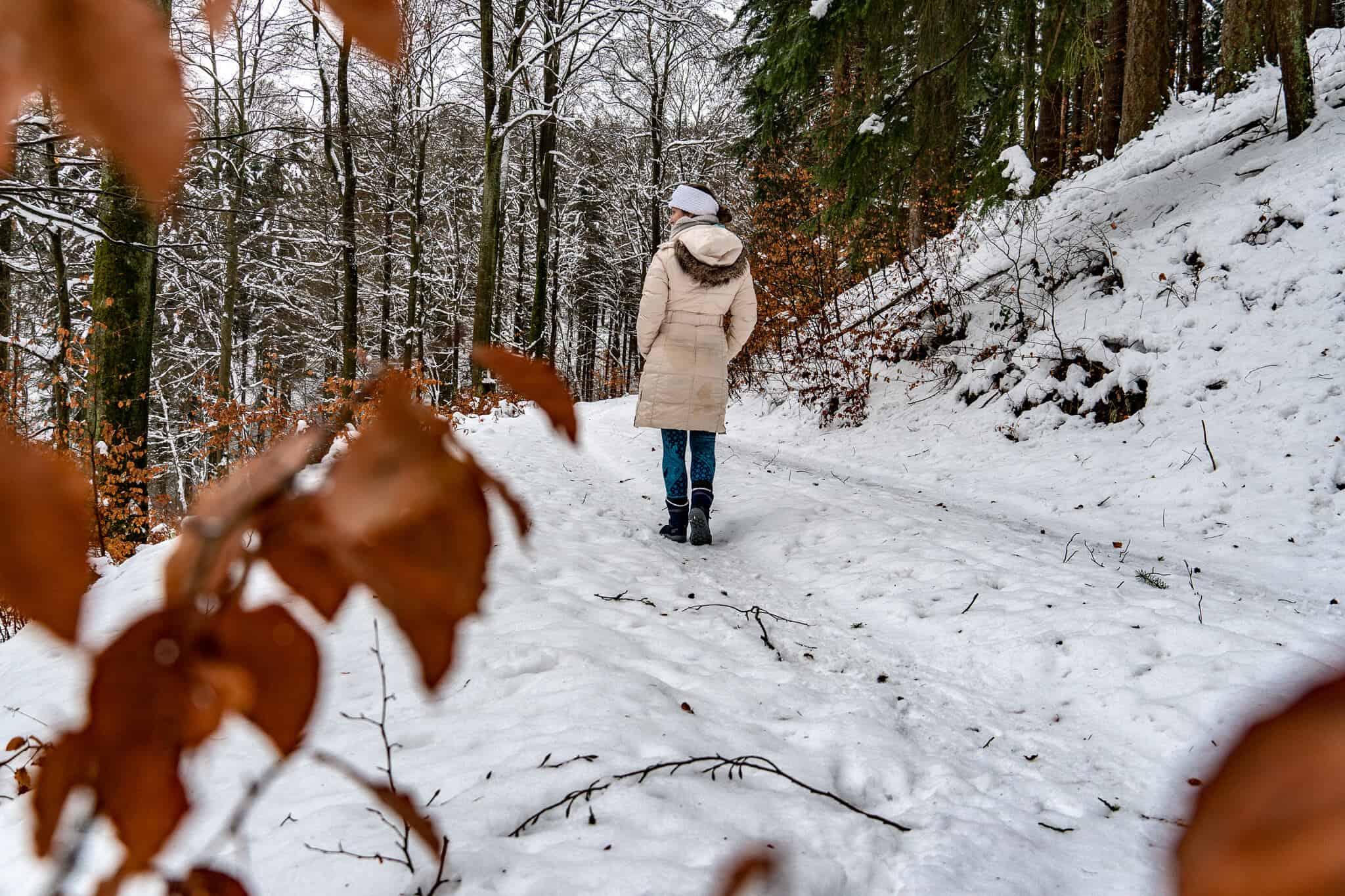 Barbara Winterwanderung