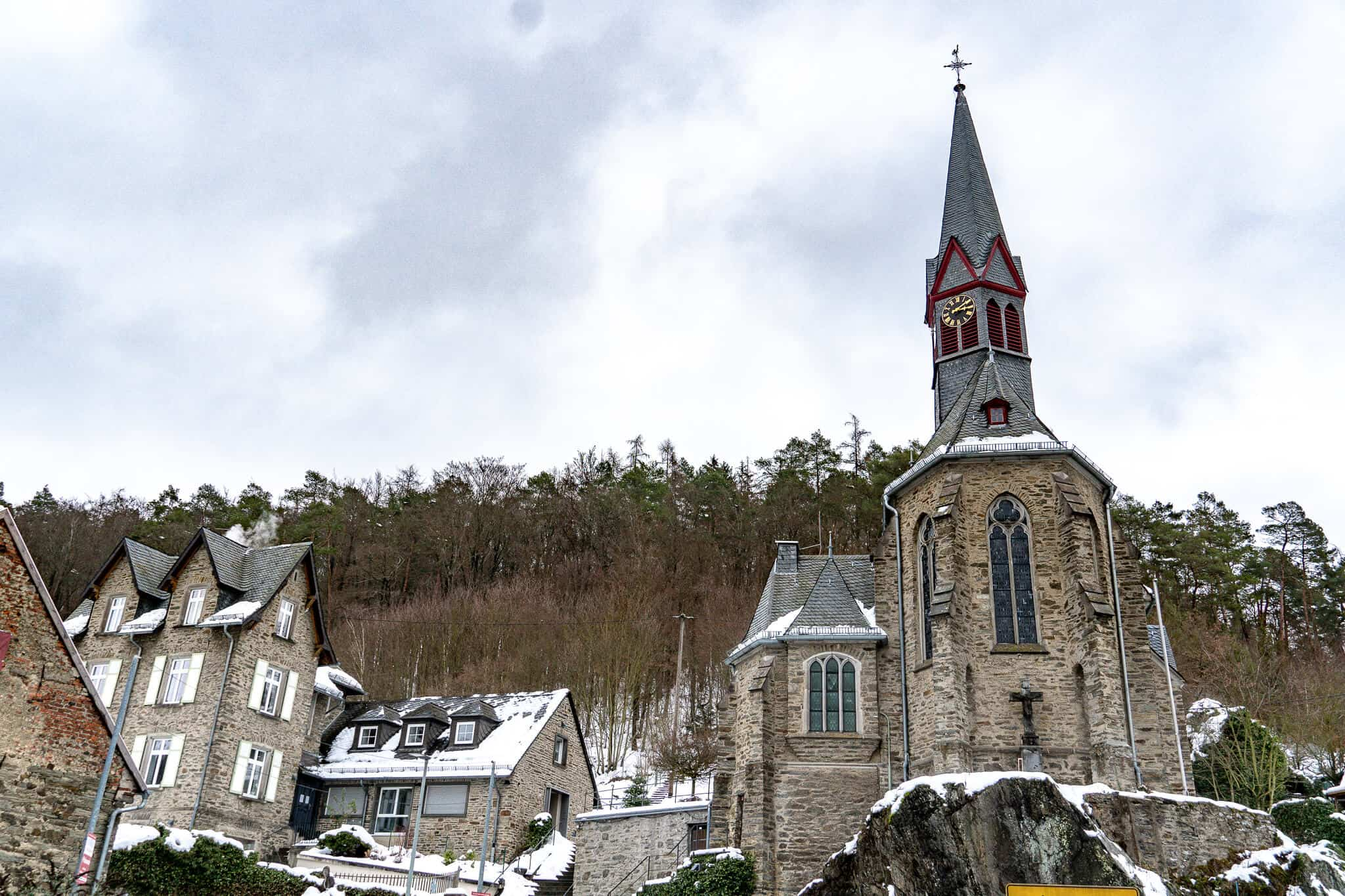 Felsenkirche Schmitten