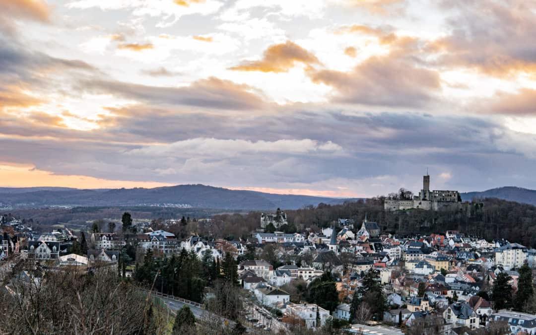Hildablick – Die Postkartenaussicht über Königstein