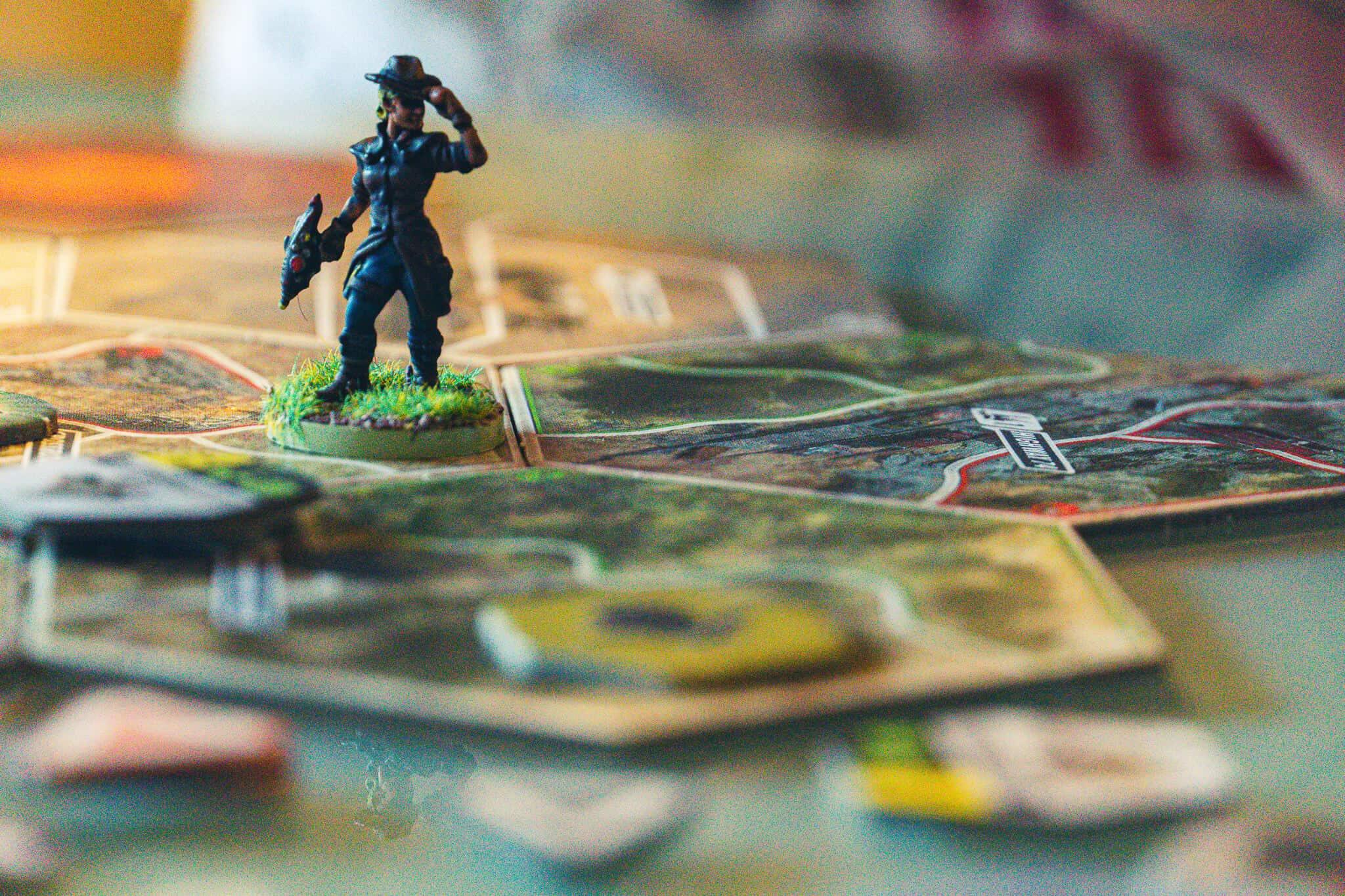 Fallout Spielfeld