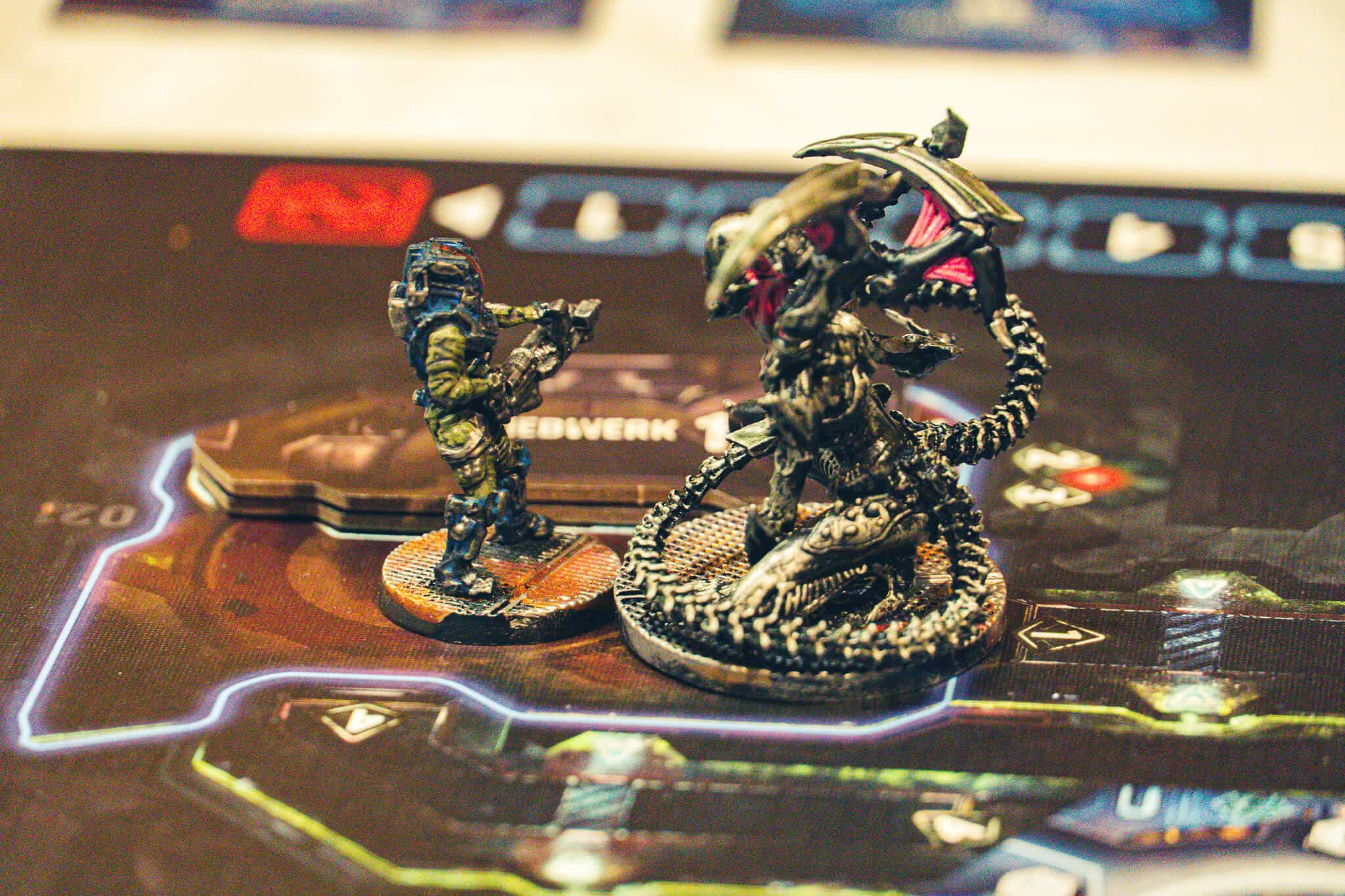 Nemesis Alienangriff