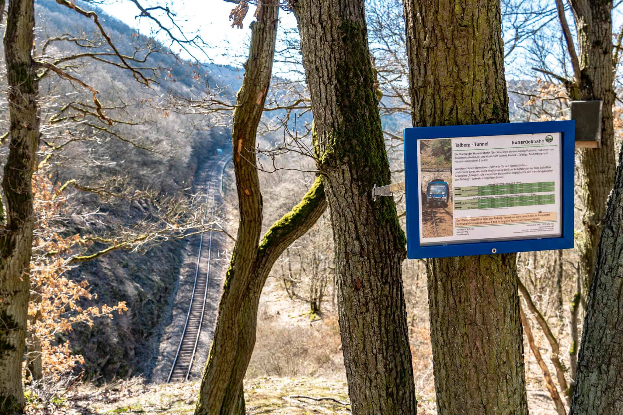 Fahrplan Hunsrückbahn Traumschleife Elfenlay