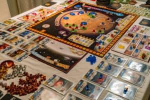 Area Control Spiele Terraforming Mars