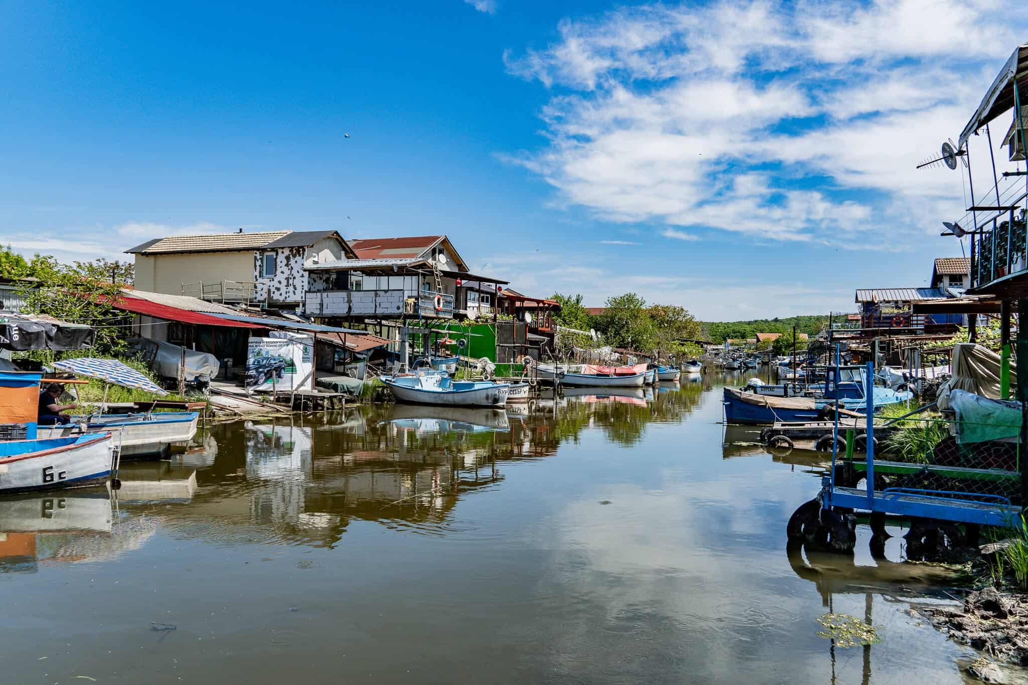 Kanal Chengene Skele