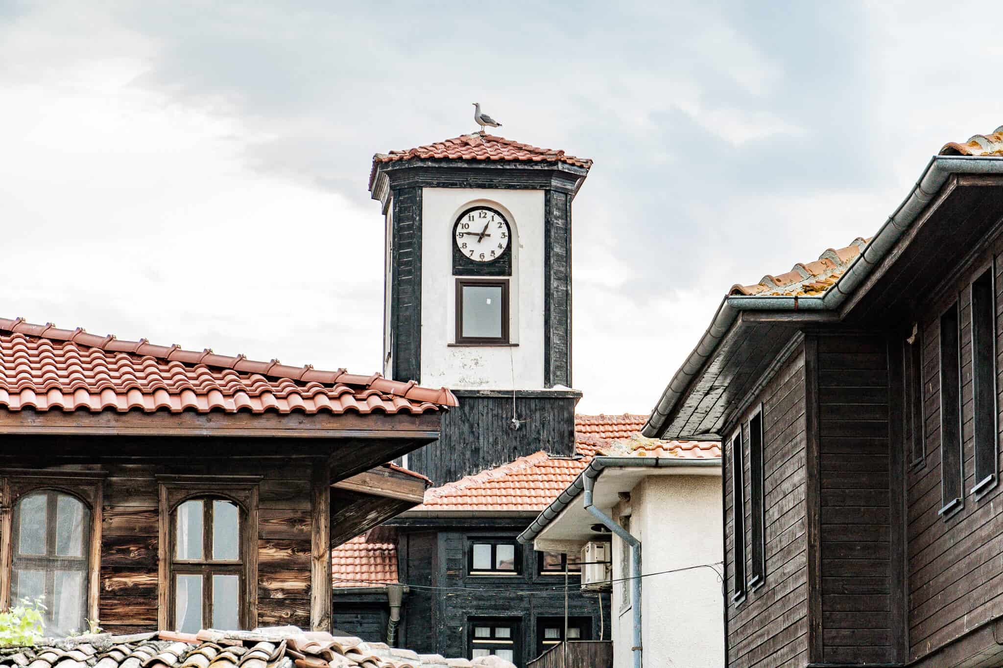 Kirchenglocke in Nessebar