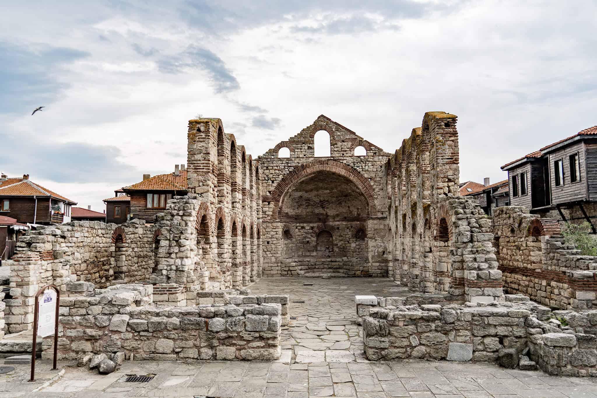 Kirchenruine Nessebar