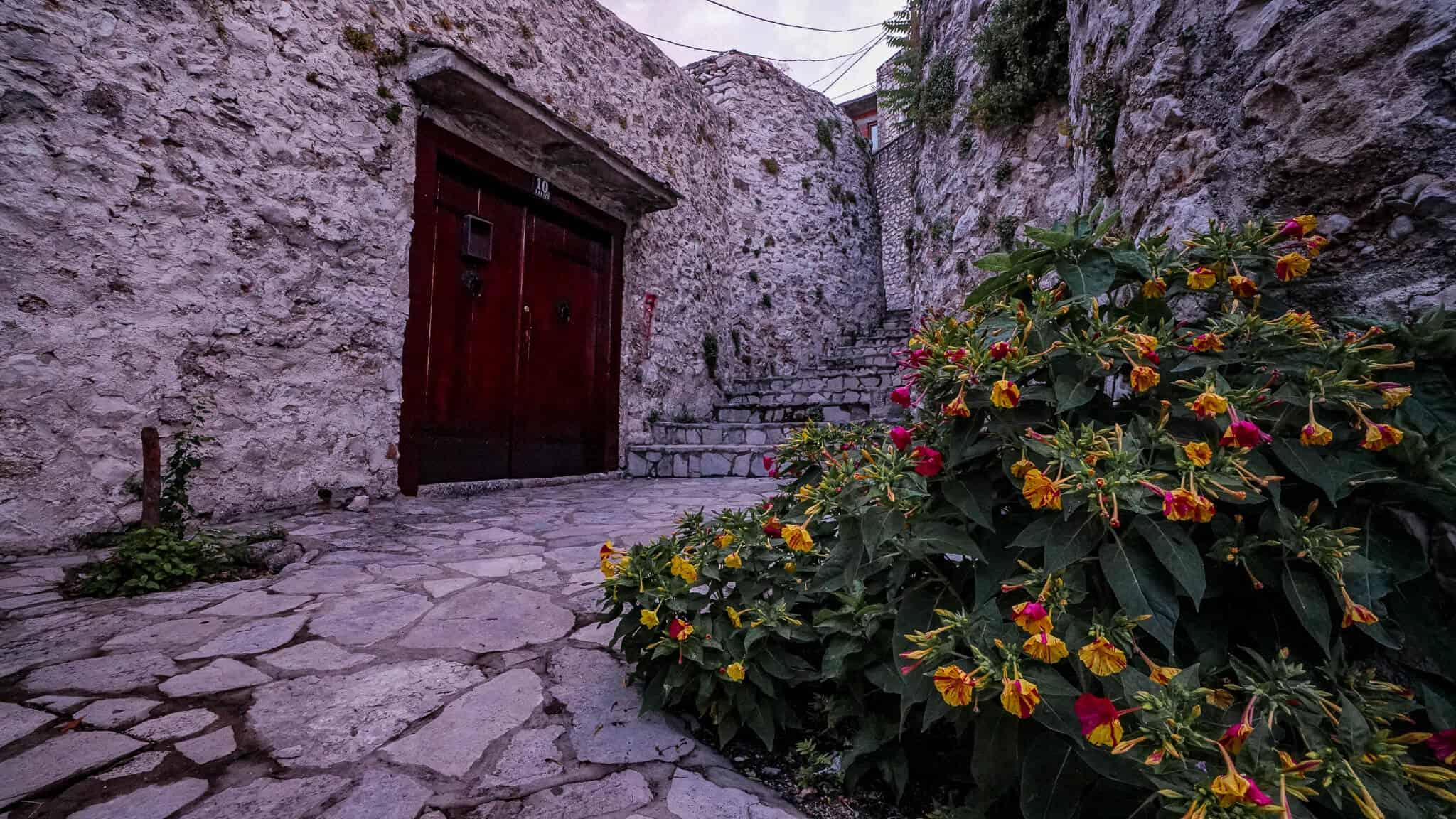 Gasse in Mostar