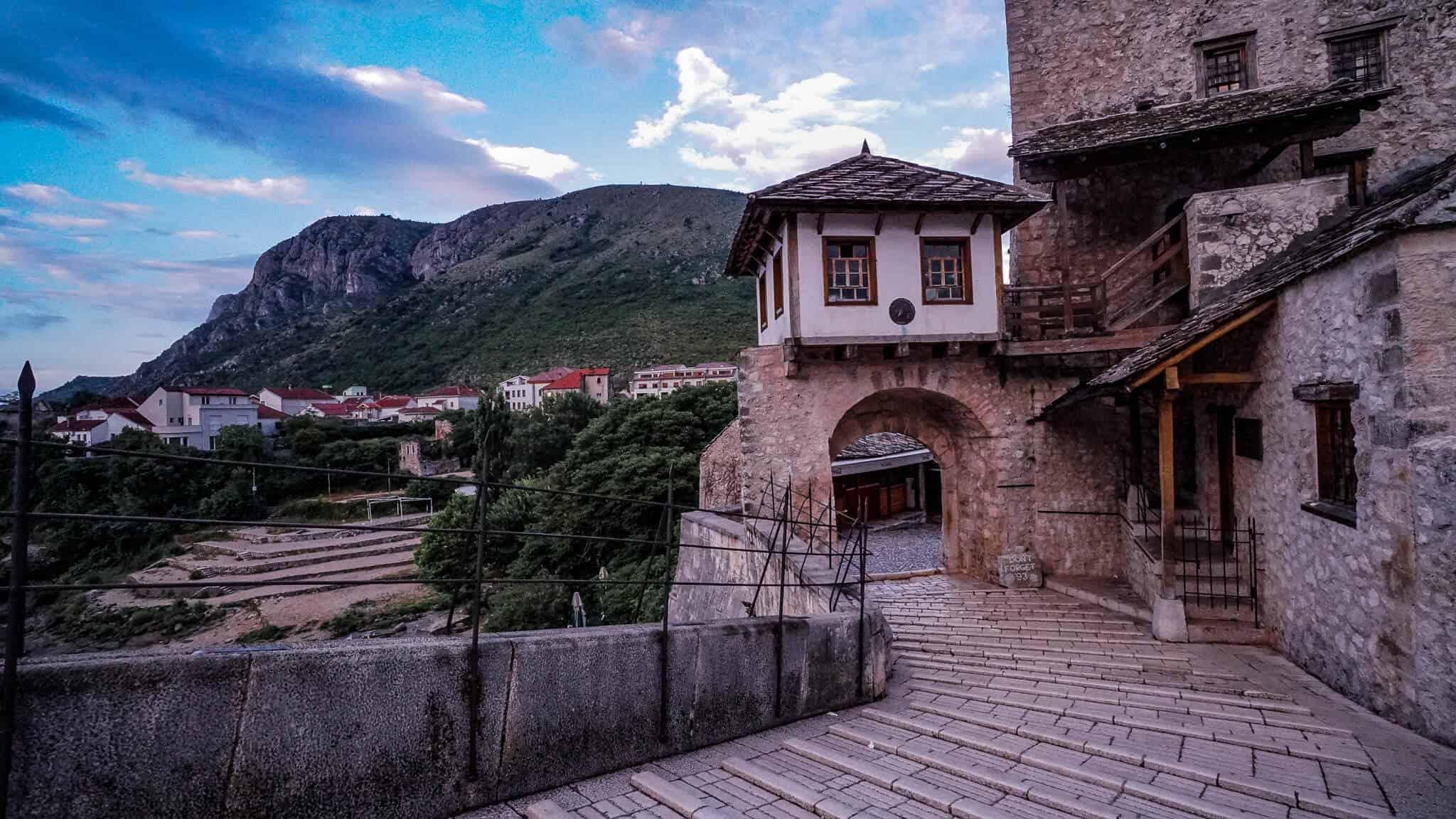 Tor Stari Most Mostar