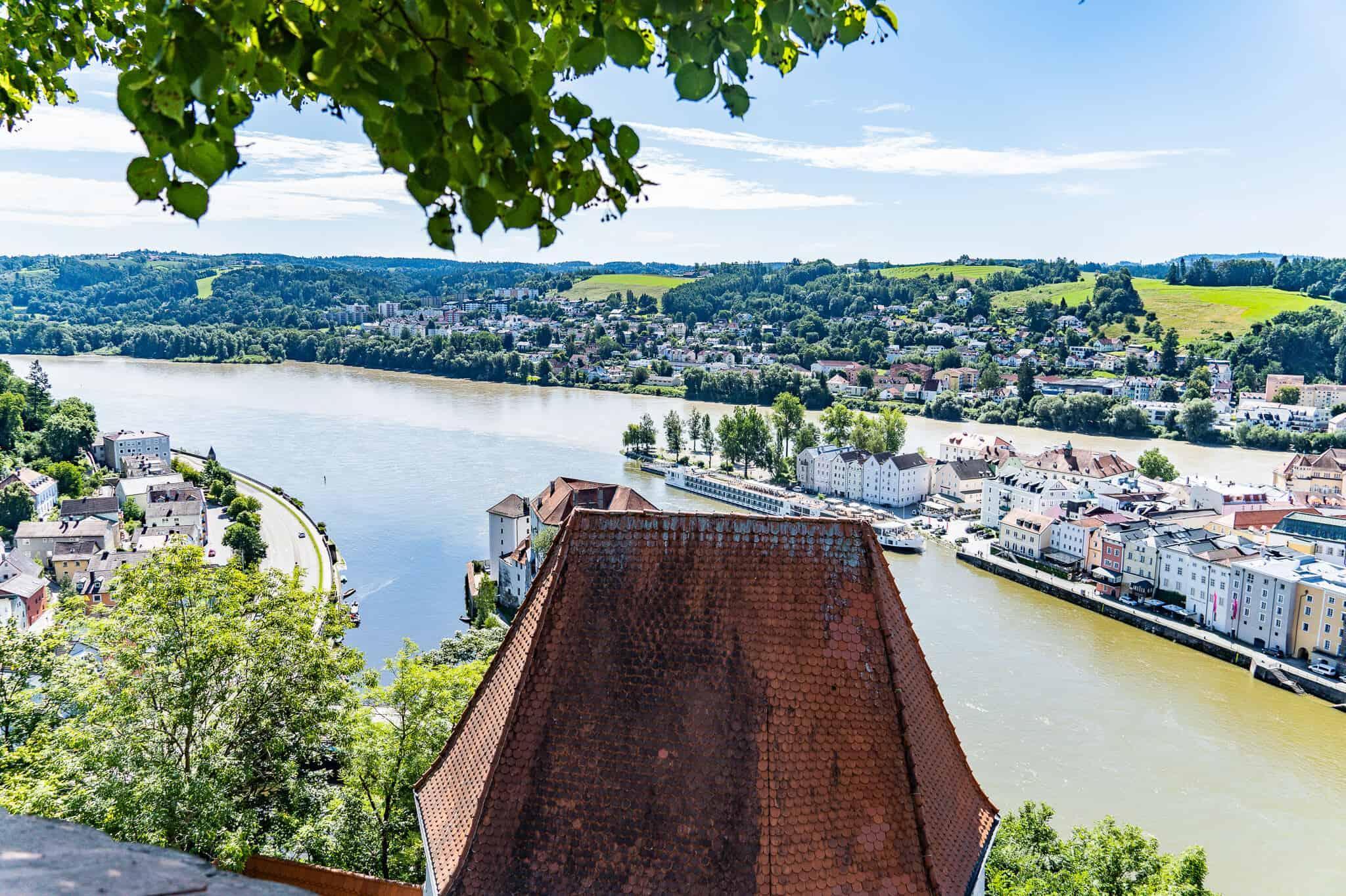 Passau Drei-Flüsse-Stadt